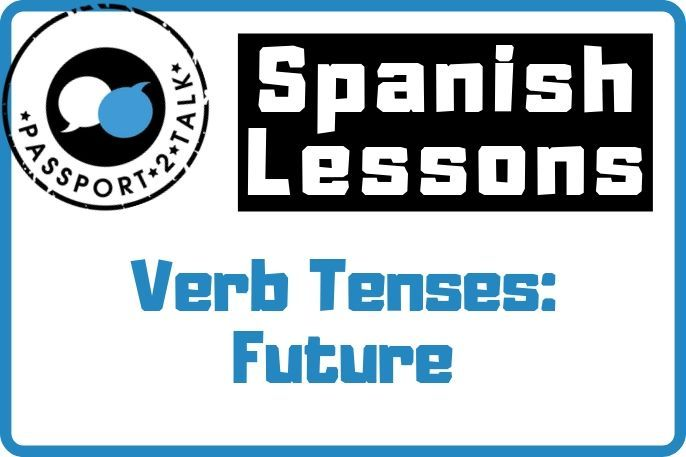 Verb Tenses Future