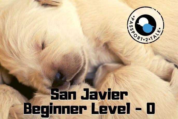 Spanish Tutor Lessons Beginner San Javier Murcia 0