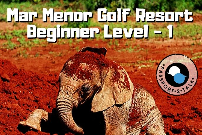 Mar Menor Golf Resort Learn Spanish
