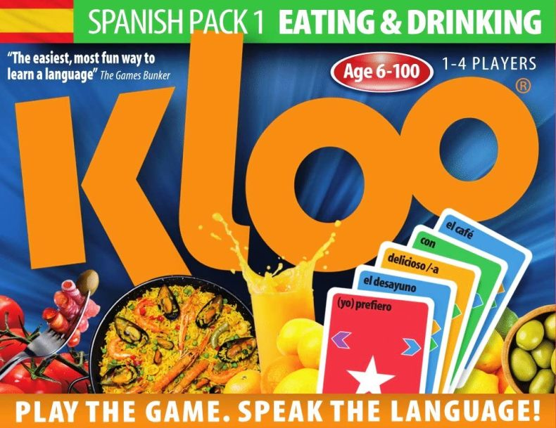 KLOO's Speak Spanish Decks 1 & 2
